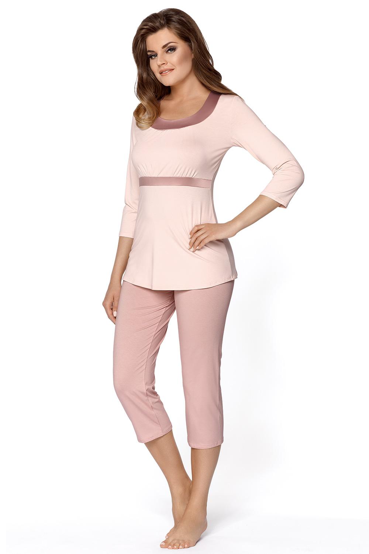 reputable site f1cb9 8c164 Babella Damen Schlafanzug Pyjama Nachtwäsche 2teilig Megan