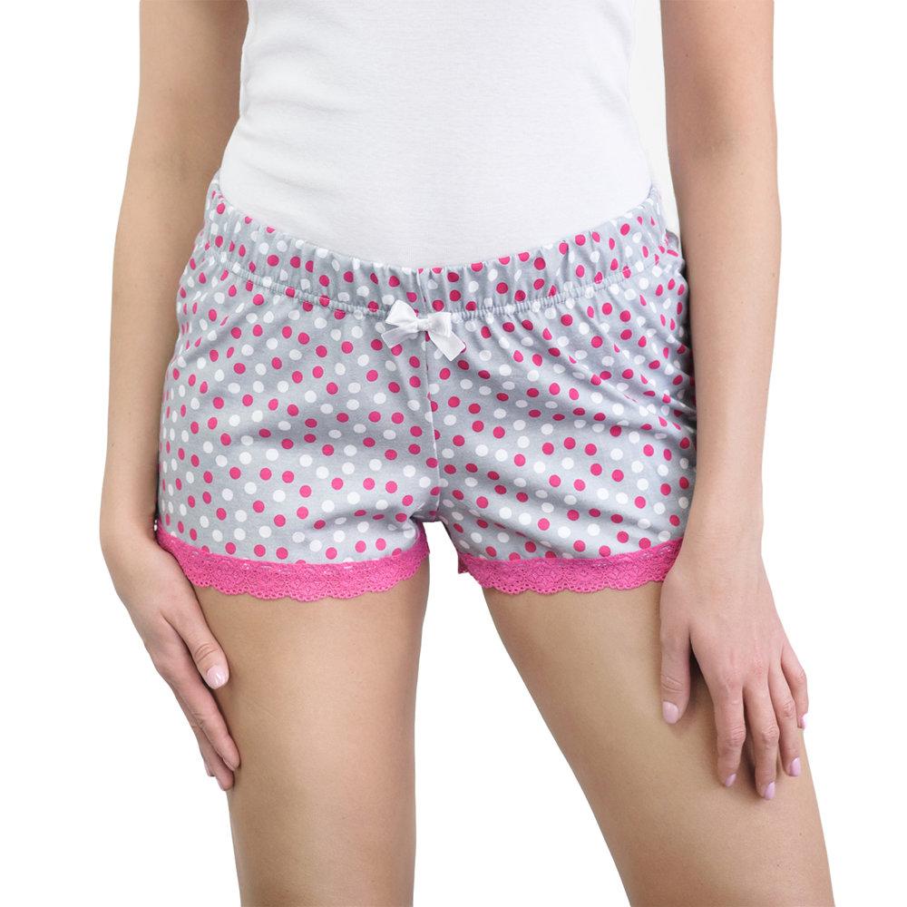cheap for discount 32bf2 3cf69 Babella Damen Shorts Nachtwäsche Schlafanzugshose Pyjama-Unterteil 3129