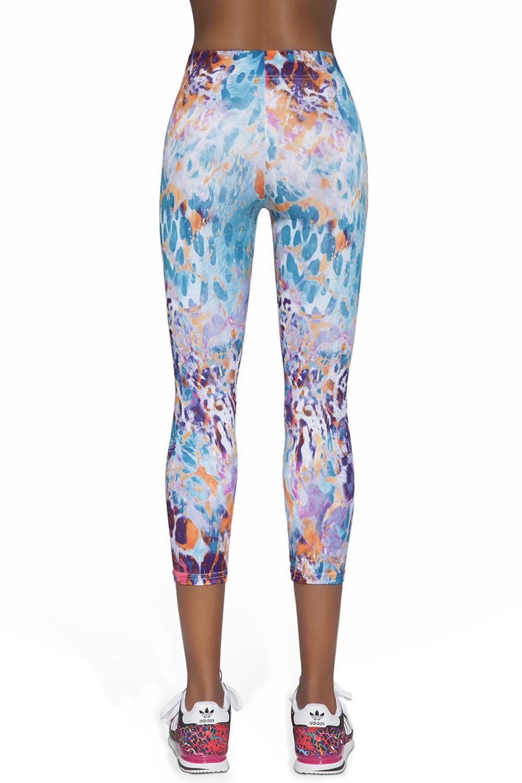 6fc06857e0fd6a Bas Bleu Caty 70 Leggings Damen Sporthosen Fitness 3/4 blickdicht Top  Qualität Setteil