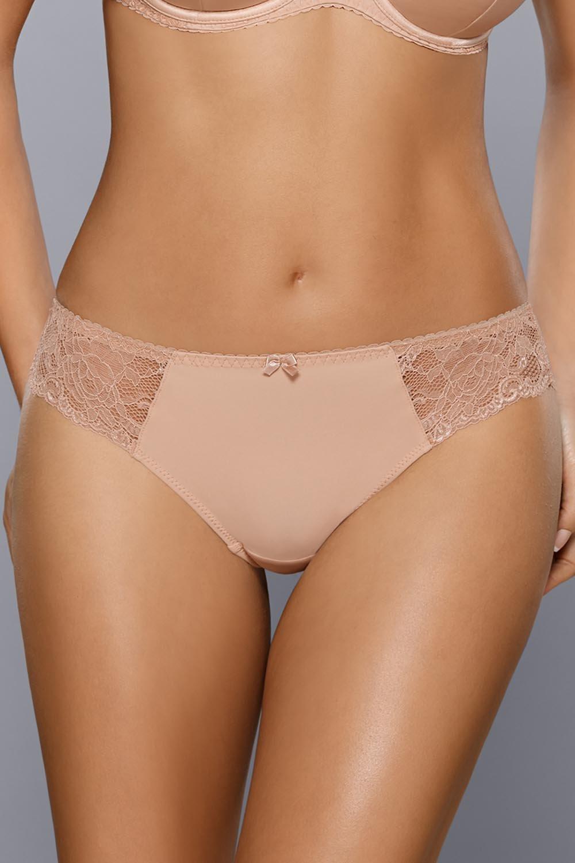 premium selection b998a e5d34 Gaia 567B Lauren Slips Damen Brazilian Unterhosen Unterwäsche Spitze Setteil