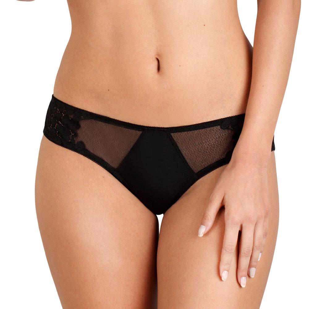 Lupoline Damen Slip Unterhose Unterwäsche Tanga normaler