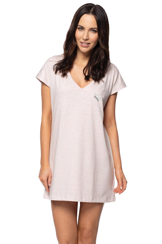 hot sale online 5e4c5 1c908 Rossli Damen Nachthemd Nachtwäsche kurzarm kurz SAL-ND-2061