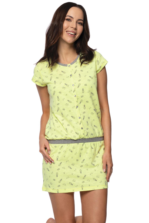 online store b0c51 1de6a Rossli Damen Nachthemd Nachwäsche kurzarm SAL-ND-2054