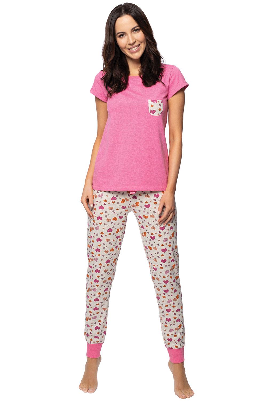 100% Qualität Online kaufen Fang Rossli Damen Pyjama Nachtwäsche Schlafanzug lange Hose kurzarm SAL-PY-1141
